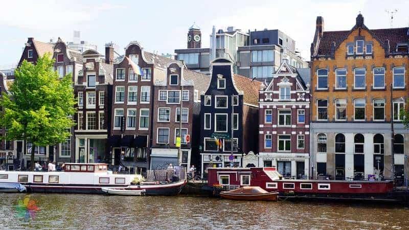 Brüksel Amsterdam gezisi