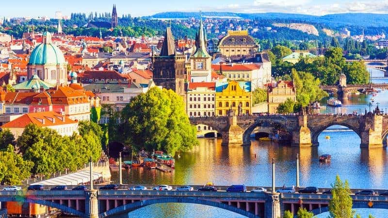 When to go to Prague
