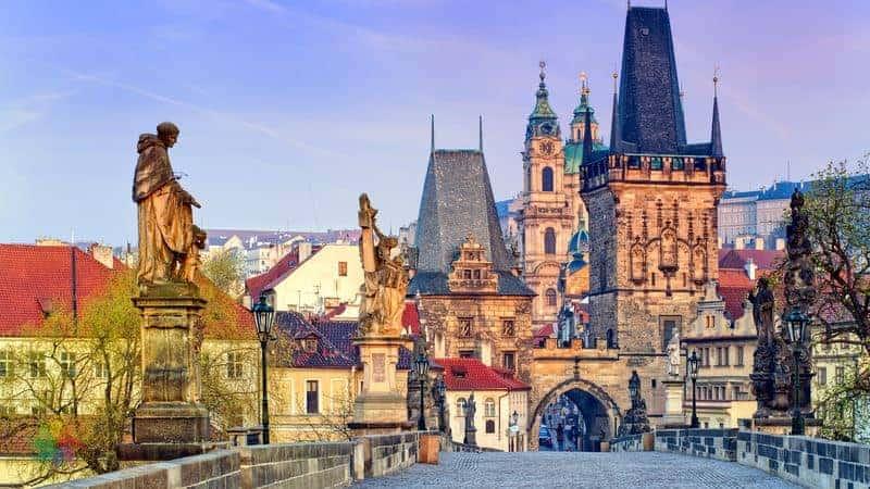 Prag'da gezilecek yerler Prag gezi rehberi