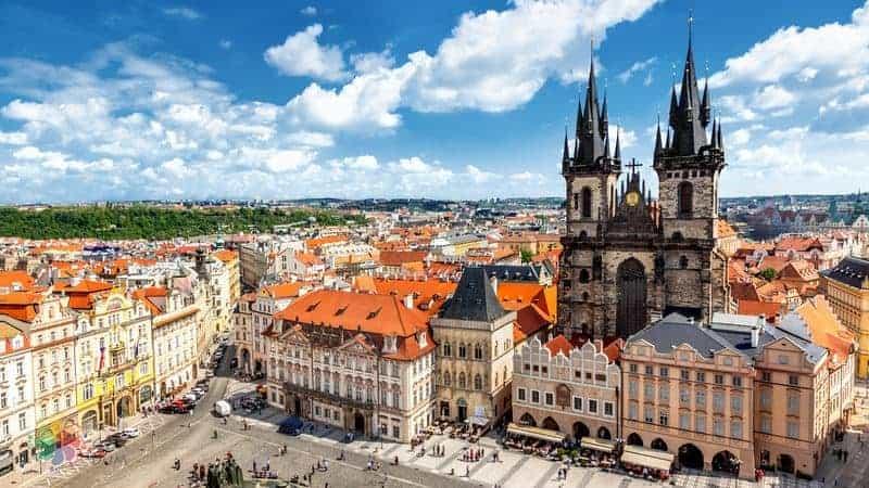 Prag'da yapılacak şeyler Prag gezi rehberi