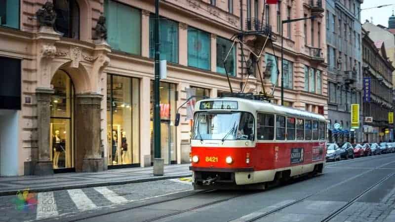 Prag'da ulaşım Prag gezi rehberi