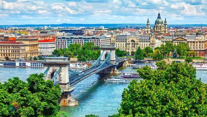 Prag'a yakın güzel yerler Budapeşte