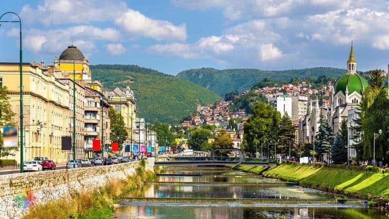 Saraybosna gezi notları genel bilgiler