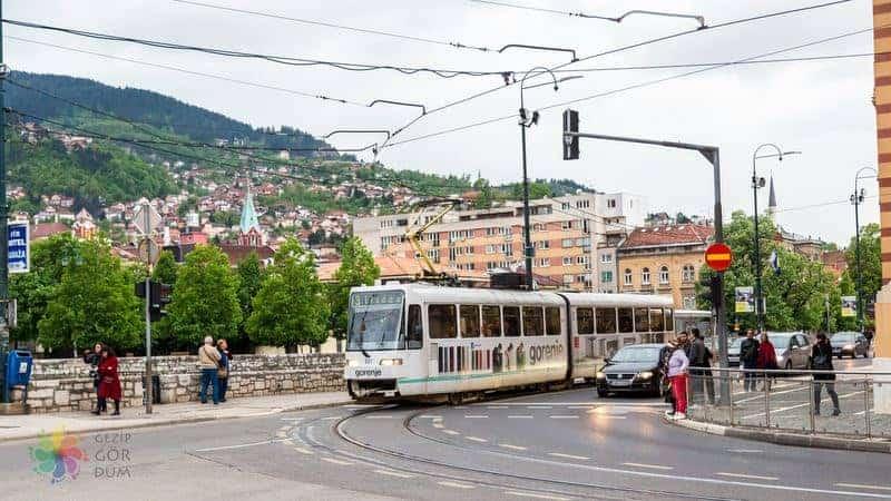 Saraybosna'da ulaşım