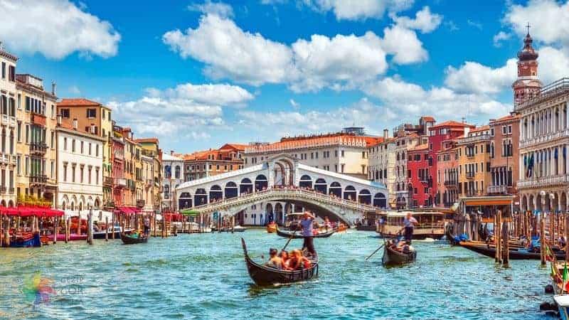 Venedik'te gezilecek yerler