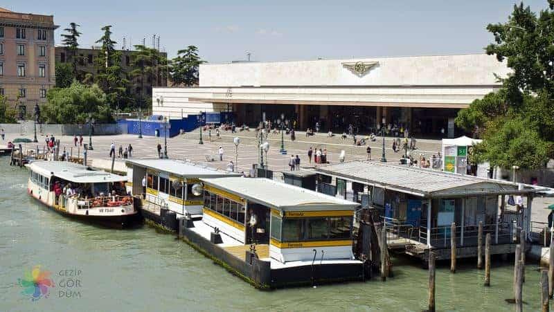 Venedik'te ulaşım hakkında bilinmesi gerekenler
