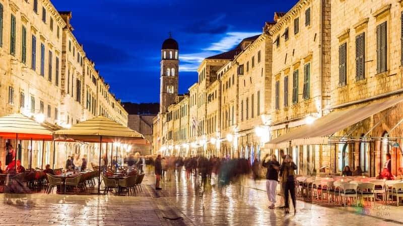 Dubrovnik gezi rehberi gece kulüpleri