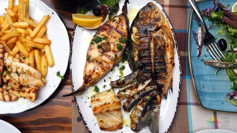 Dubrovnik gezi notları yöresel yemekler