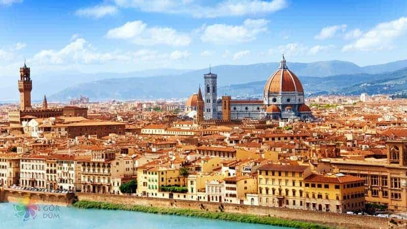 Floransa'da yapılacak şeyler Floransa gezi rehberi