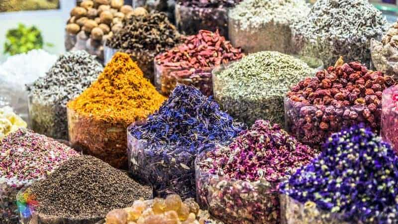 Places to visit in Dubai Spice Market