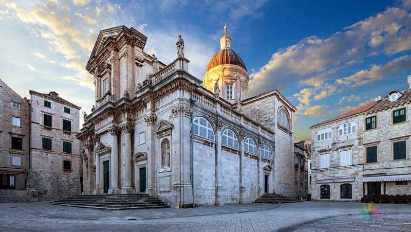 Dubrovnik'te görülmesi gereken yerler Katedral