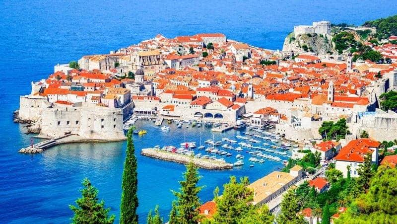Dubrovnik gezilecek yerler rehberi