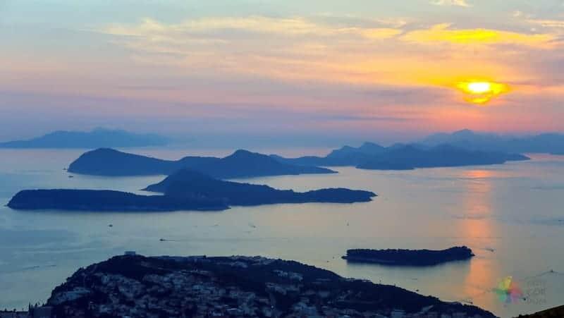 Dubrovnik'te nereye gitmeli Elafiti Adaları