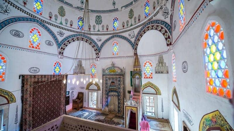 Koski Mehmet Pasa Camii Mostar hakkında bilgiler