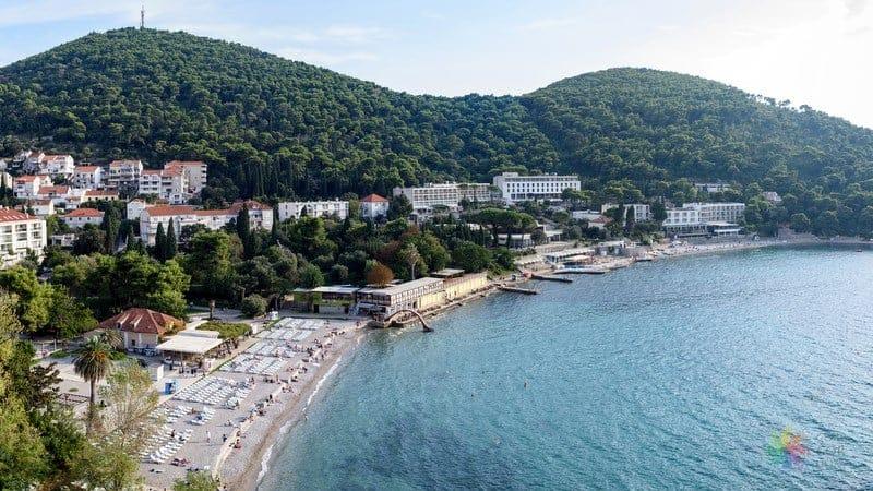 Dubrovnik'te yapılacak şeyler Lapad