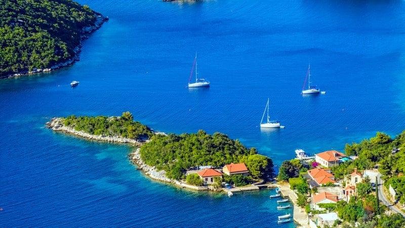 Dubrovnik gezilecek yerler Mljet Adası
