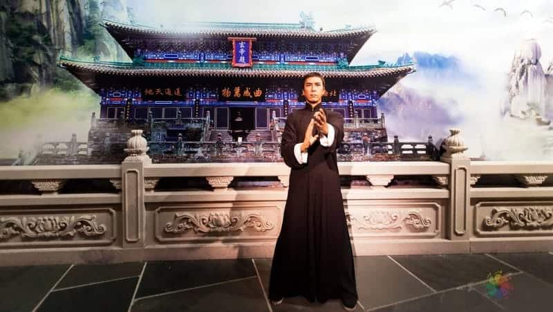 Madame Tussauds Müzesi hong kong gezilecek yerler