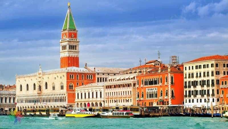 venedik'te nerede kalınır San marco
