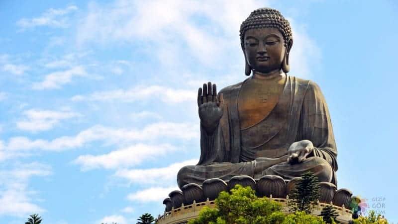hong kong gezi rehberi Tian Tan Buddha