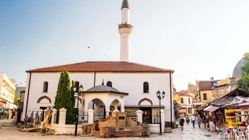 Üsküp gezilecek yerler Murat Paşa