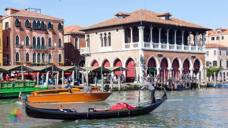 venedik'te nerede kalınır San Polo