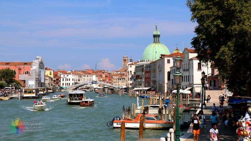 venedik'te nerede kalınır Santa Croce