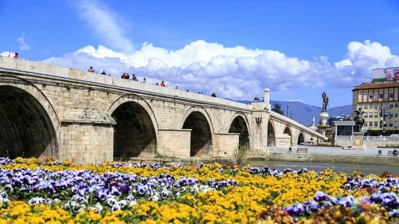Üsküp gezi notları Taş Köprü