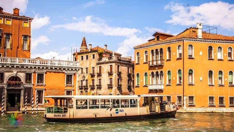 venedik'te nerede kalınır, şehir içi ulaşım