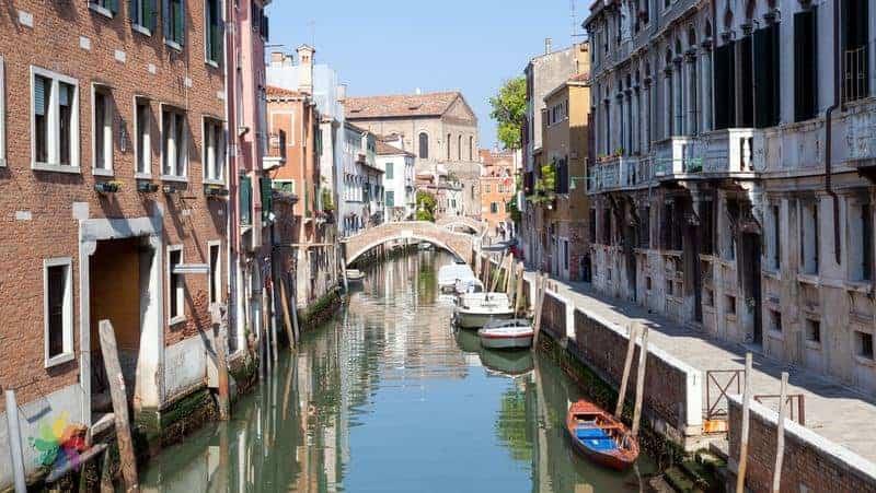 venedik Cannaregio nerede kalınır