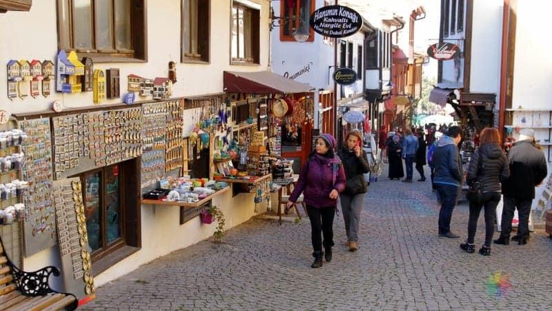 Eskişehir gezi rehberi Eskişehir'in neyi meşhur