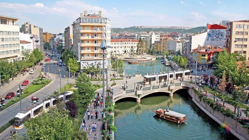 Eskişehir gezi rehberi hakkında detaylı bilgi ve fotoğraflar, Eskişehir gezisi