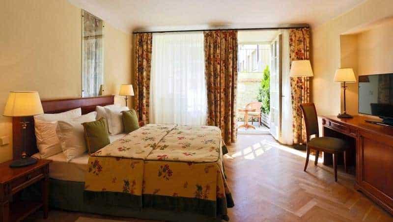 Prag'da nerede kalınır Appia Hotel Residences