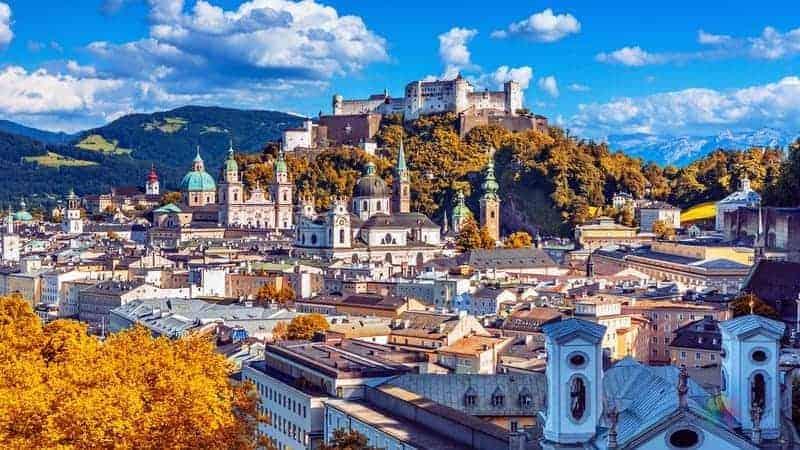 Salzburg gezilecek yerler rehberi