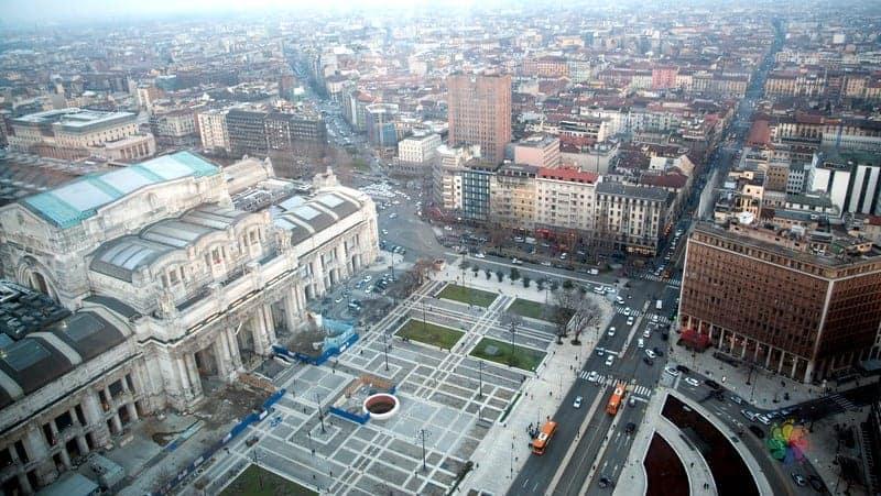 Milano otel önerisi bölgeler
