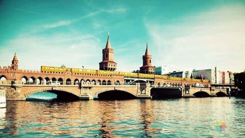 Berlin'de nerede kalınır Friedrichshain