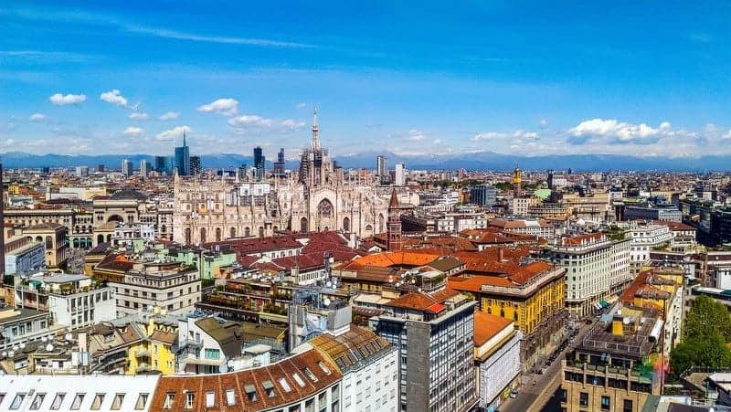 Milano'da nerede kalınır blog