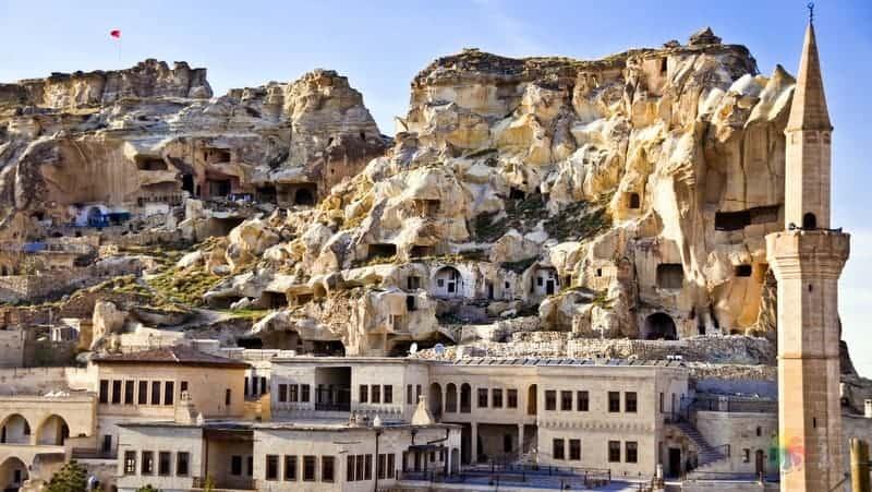 Ürgüp otelleri Kapadokya'da konaklama