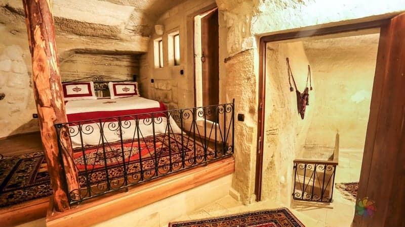 Kapadokya'da nerede kalınır internetten otel rezervasyonu