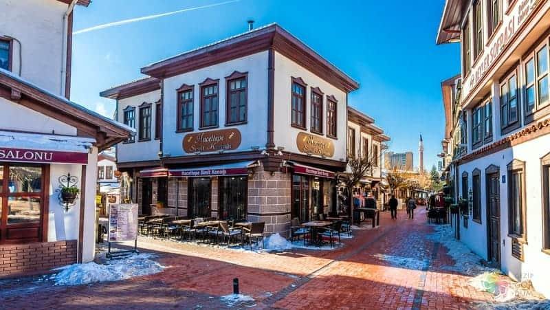 Hamamönü otelleri Ankara otel tavsiyesi