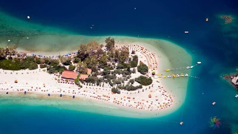 Fethiye'de konaklama Ölüdeniz otelleri