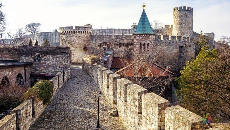 Kalemegdan Belgrad görülecek yerler