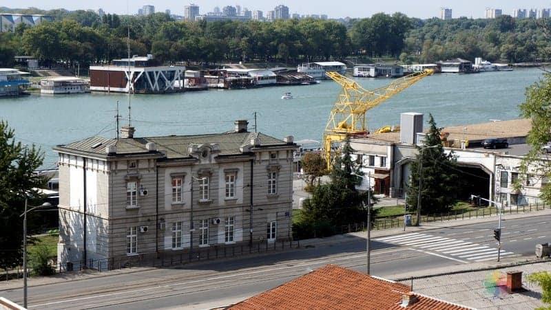 Savamala bölgesi Belgrad'da görülmesi gereken yerler