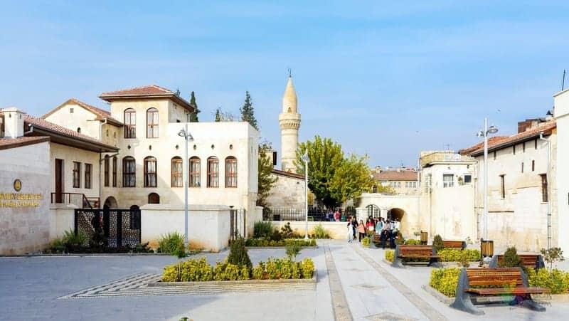 Gaziantep'te konaklama yapılacak bölgeler