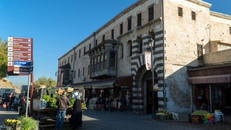 Gaziantep'te nerede kalınır toplu taşıma