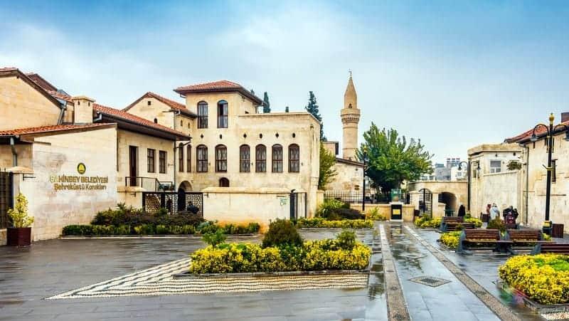 Şahinbey otelleri Gaziantep'te nerede kalınır