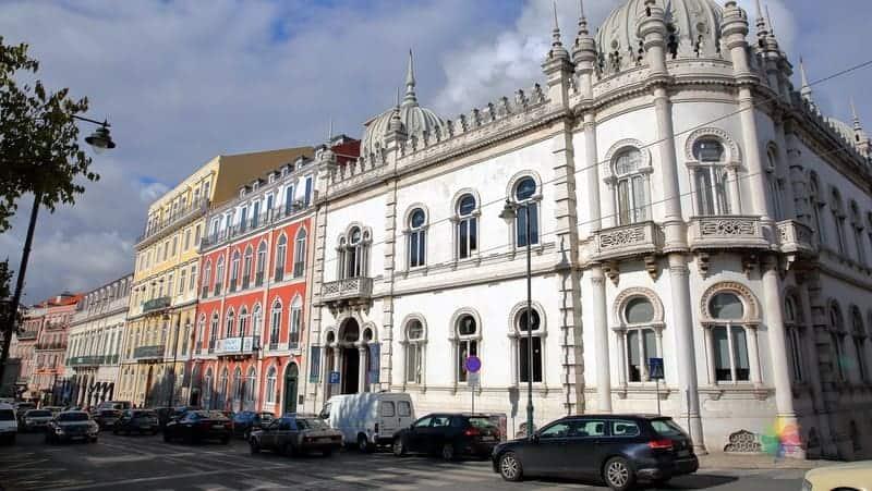 Lizbon konaklama rehberi Principe Real