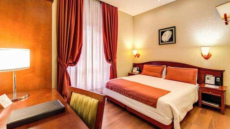 Roma otel tavsiyeleri Augusta Lucilla Palace