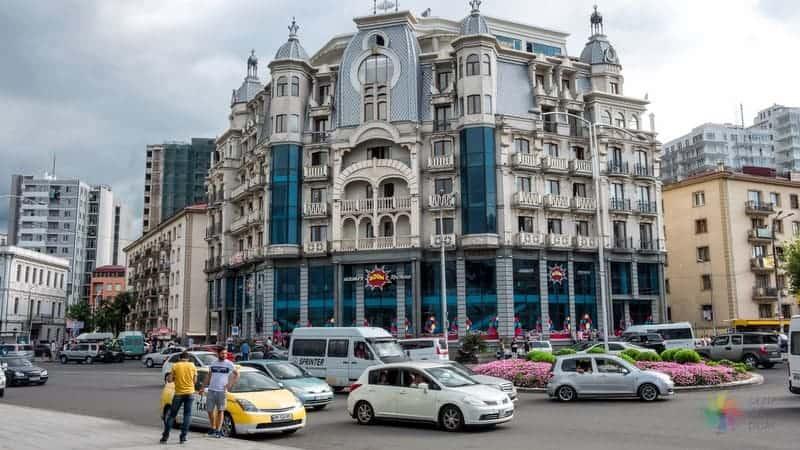 Batum'da nerede kalmalı şehir içi ulaşım