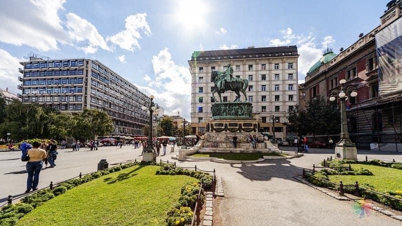 Belgrad konaklama Stari Grad Eski Şehir otelleri