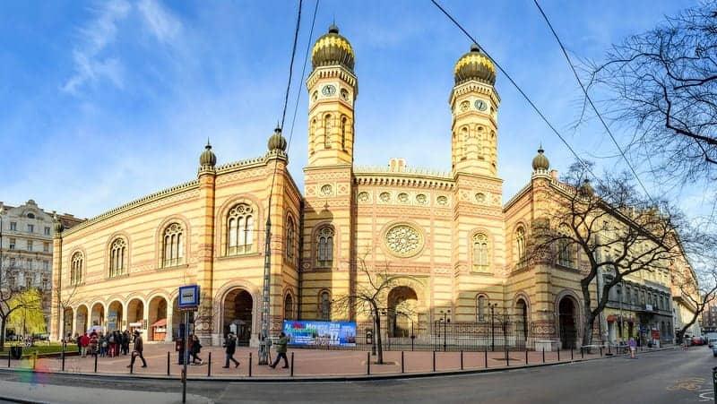 Erzsebetvaros Budapeşte'de nerede kalınır